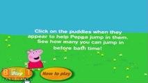 Пеппа свинья тв Показать мутный лужа игра для Дети Новые функции
