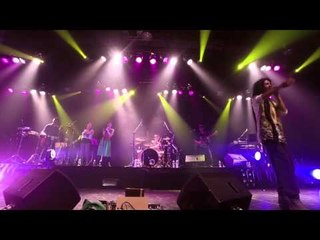DVD Zona Ganjah en vivo HD - Un nuevo dia (8/32)