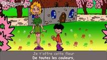 Chanson Fête Des Mères La Fleur De Stephy Vidéo Dailymotion