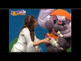 PARA DORMIR A UN ELEFANTE - Cantando con Adriana - canciones infantiles