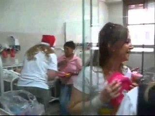 Adriana en el Hospital de Clínicas - Cantando con Adriana