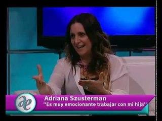"""Entrevista a Adriana en """"Detras del éxito"""" con Daniel Datola"""