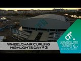 Day 3 | Wheelchair curling highlights | Sochi 2014 Winter Games