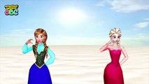 Frozen Elsa Song | Mr Sun Sun Mr Golden Sun Rhymes | Nursery Rhymes ABC