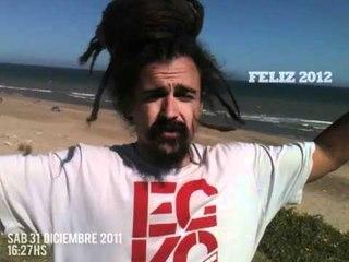Dread Mar I les desea un Feliz 2012