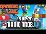 GAMING LIVE Wii U - New Super Mario Bros. U - 2/3 - Jeuxvideo.com