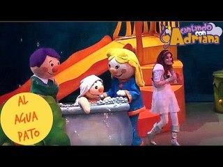 AL AGUA PATO - Cantando con Adriana (en vivo)