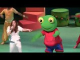 POING POING Salta, El Sapo De Los Chicos - Cantando con Adriana