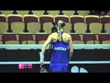 Highlights: Johanna Larsson (SWE) v Belinda Bencic (SUI)