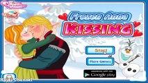 Elsa and Jack Wedding Night - Elsa Kissing Jack Frost - Disney Frozen Game | Kids and Baby