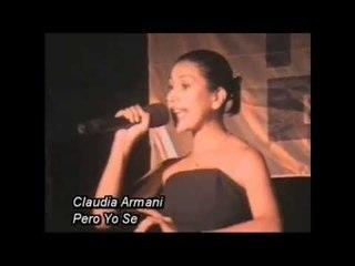 Claudia Armani - Pero Yo Se