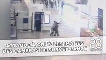 Attaque à Orly: L'agression de la militaire filmée par les caméras de surveillance