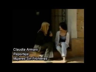 Claudia Armani - Mujeres sin Fronteras