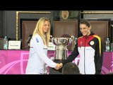 2014 Fed Cup Final   Official Fed Cup - Highlights of the draw in Prague