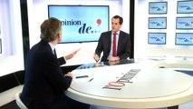 Nicolas Bay: «Emmanuel Macron n'a pas d'opinion tranchée, c'est un mondialiste ultra-libéral»