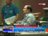 NTG: Dating first gentleman Mike   Arroyo, nakatakdang humarap sa   Sandiganbayan ngayong umaga