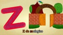 Alfabeto para crianças - A-Canção - O Alfabeto em português - cançãos infantis   Portugues