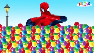Spiderman vs Elsa vs Hulk Funny Pranks Collection 8 - Elsa Candy Prank