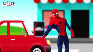 Spiderman vs Frozen Elsa Funny Pranks Compilation - Superhero Fun