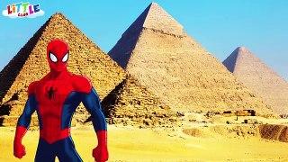 Spiderman vs Frozen Elsa Funny Pranks Compilation 13 - Elsa Becomes Vampire