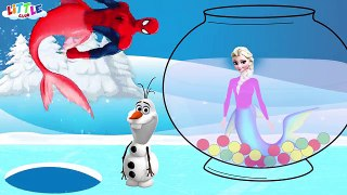 Spiderman vs Frozen Elsa Halloween Prank - Superhero Funny Pranks Compilation - YouTube