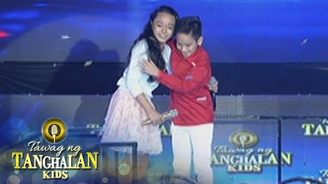 Tawag ng Tanghalan Kids: Sheena Belarmino gets the golden microphone!