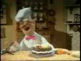 The Muppet Show - The Swedish Chef - Making Cake