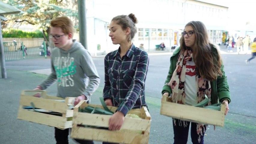 « Mon ESS à l'Ecole »  –  Créer une Amap dans le cadre d'un EPI, c'est possible ?