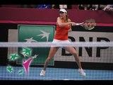 Highlights - Virginie Razzano (FRA) v Belinda Bencic (SUI)