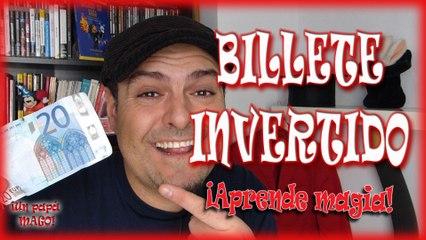 Truco de Magia   BILLETE INVERTIDO   Magia+explicación   Aprende Magia   isFamilyFriendly
