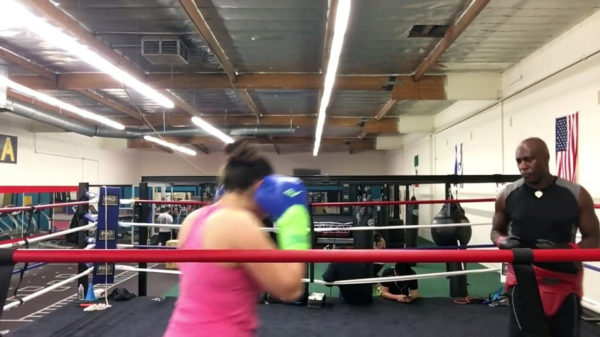 Female Boxing Workout - TACTICS & Tutorial - Mosley Boxing
