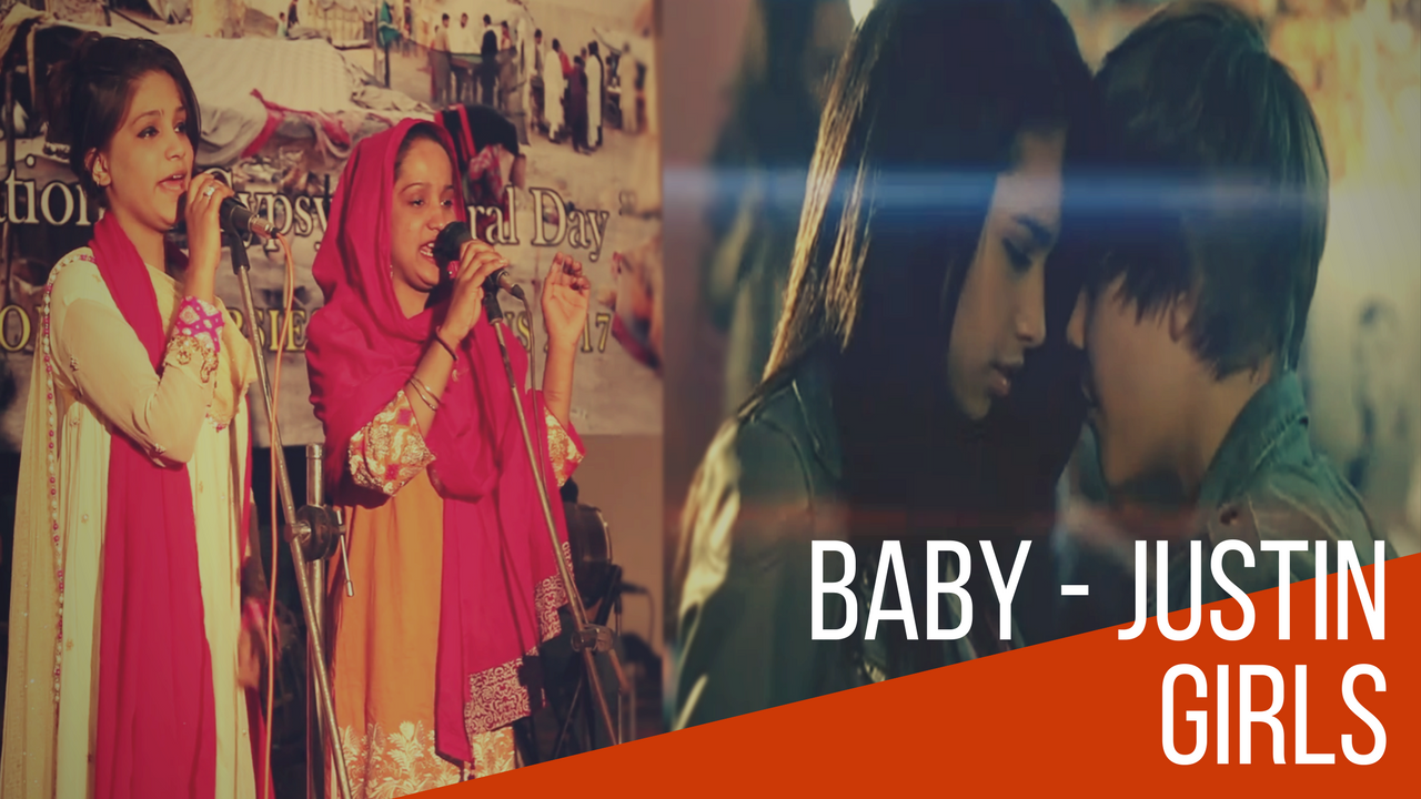 Justin Bieber - Baby | Justin Girls | Live Performance | Lahore | March 2017 |  Sada TV Network
