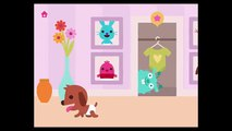 Sago Mini Babies New Update: Happy Birthday! Kiki the raccoon - iOS / Android