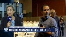 """Mort d'Emmanuelli: Lienemann se souvient d'un """"homme de gauche exigeant"""""""