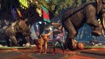 Gameplay de INJUSTICE 2 con Cheetah