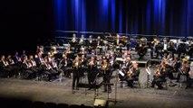 Concert de l'Harmonie de la Musique des Forces Aériennes de Bordeaux