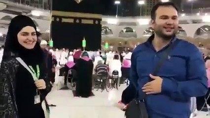 Turkish Guy Proposed Girl in Makkah