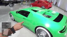 Grand Theft Auto V 2nd Ps4 Modded Account Part 1
