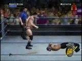 Smackdown vs Raw 2008 Randy Orton vs rey mysterio super rko