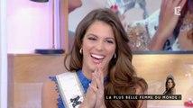 Gros lapsus et fou rire d'Iris Mittenaere (Miss Univers) - ZAPPING PEOPLE DU 21/03/2017