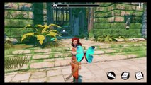 Submerged: Miku and the Sunken City: iOS iPhone 6S Gameplay Walkthrough Part 4 (by Uppercu