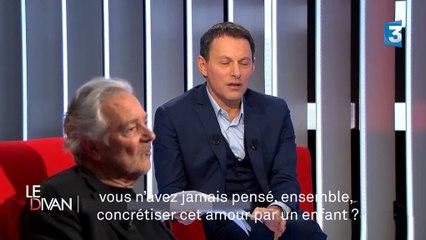 Pierre Arditi évoque sa relation avec l'actrice Evelyne Bouix.