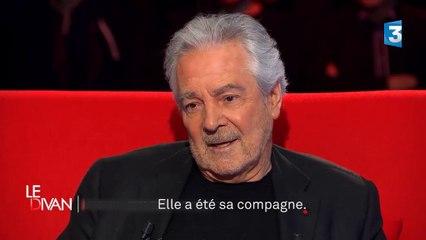 Pierre Arditi rattrapé par ses émotions dans le divan