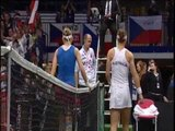 Czech Republic v Australia Official Highlights 1st Round R2   Fed Cup
