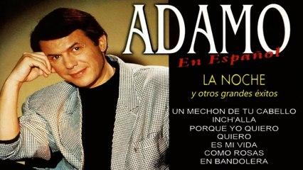 Adamo - La noche y otros grandes éxitos