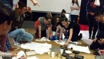 Florennes/Philippeville: rencontre entre des étudiantes et des réfugiés Afghans