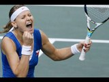 Czech Republic v Serbia - FED CUP FINAL R1 - Official Tennis Highlights | Fed Cup 2012