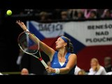 Czech Republic v Serbia - FED CUP FINAL R2 - Official Tennis Highlights   Fed Cup 2012
