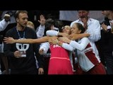 Czech Republic v Serbia - FED CUP FINAL R3 - Official Tennis Highlights | Fed Cup 2012