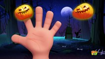 pumpkin finger family | scary pumpkins | scary rhymes | nursery rhymes | halloween song